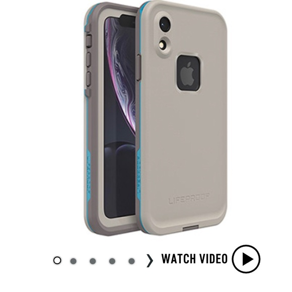 quality design 8bd94 d8054 Fre for IPhone XR, waterproof LifeProof case